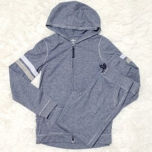 SO Skinny Jogger and Cozy Hoodie Set